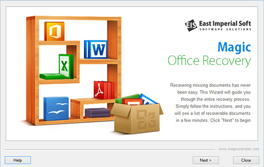 Magic Office Recovery Full Version Crack