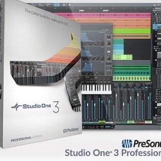 Studio One 3 Professional Crack Patch Keygen Serial Key