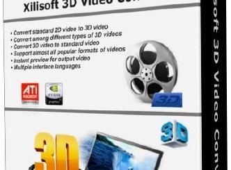 Xilisoft 3D Video Converter Crack Patch Keygen Serial Key