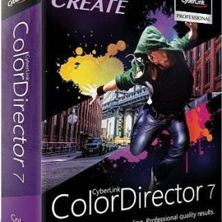 CyberLink ColorDirector Ultra Crack Key