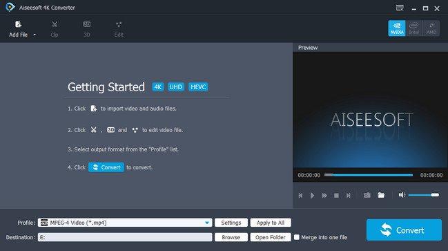 Aiseesoft 4K Converter Crack