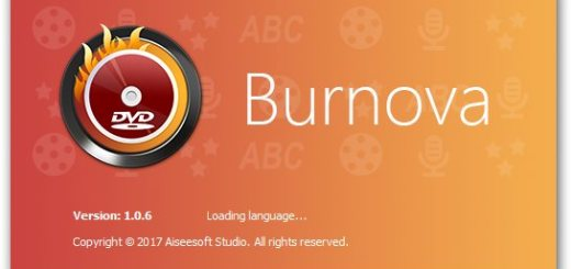 Aiseesoft Burnova Crack Patch Keygen Serial Key