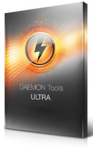 DAEMON Tools Ultra Full Version Crack