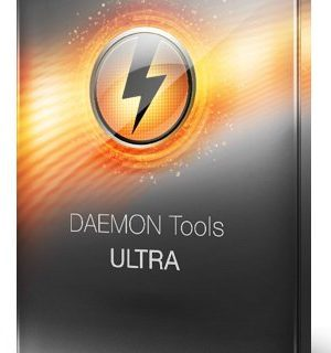 DAEMON Tools Ultra Full Version Crack