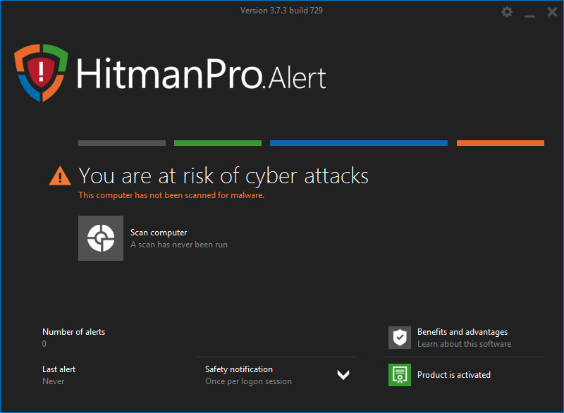 HitmanPro.Alert Serial Key