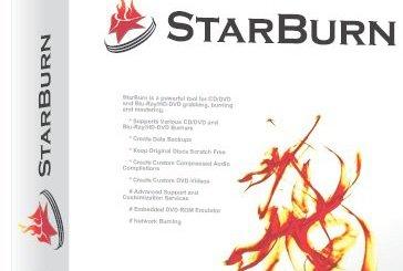 StarBurn Crack Patch Keygen License Key