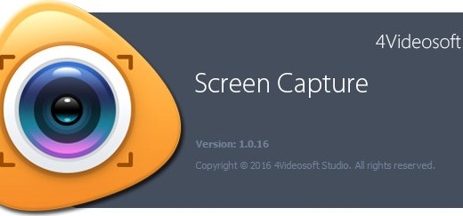 4Videosoft Screen Capture Crack Patch Keygen License Key