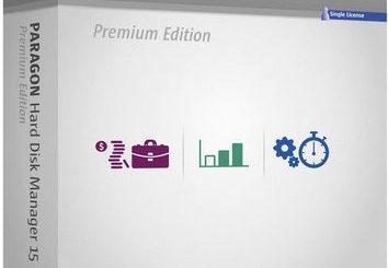 Paragon Hard Disk Manager 15 Premium Crack