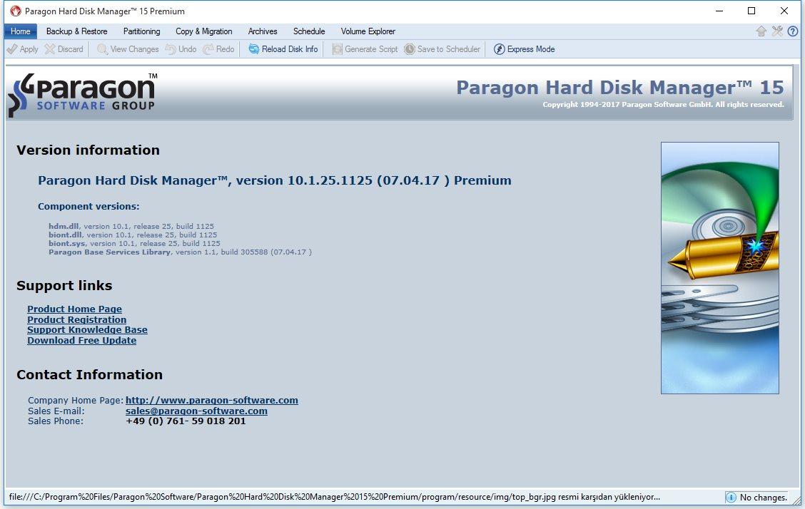 Paragon Hard Disk Manager 15 Premium Full Crack