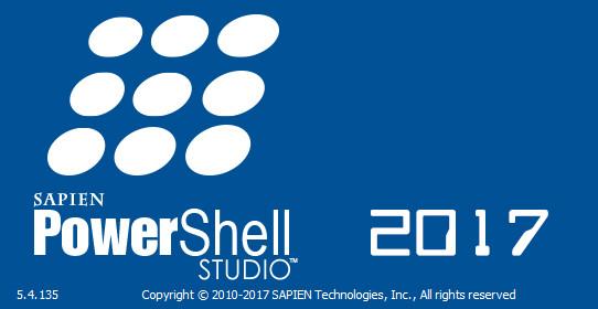 PowerShell Studio 2017 5 4 140 + License Keys (x86/x64