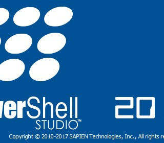 PowerShell Studio 2017 Crack Patch Keygen License Key