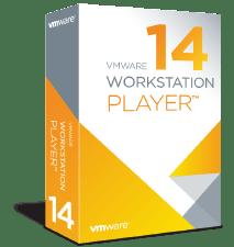VMware Workstation Player 14 Crack