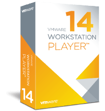VMware Workstation Player 14 Crack