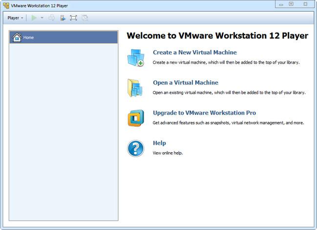 VMware Workstation Player 16.0.0 Build 16894299 (x64 ...