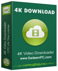 4K Video Downloader Crack Patch Full