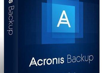Acronis Backup Bootable ISO
