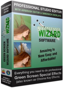 Green Screen Wizard Professional Crack Patch Keygen License Key