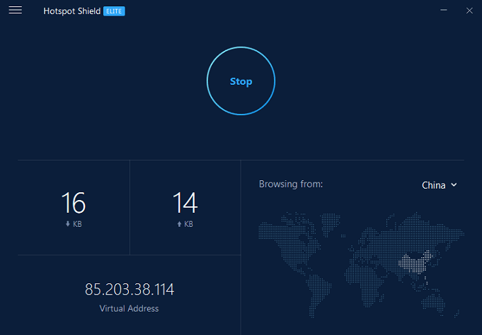 Hotspot Shield Elite VPN Crack