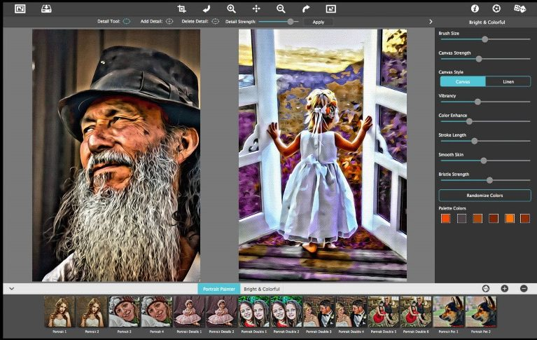 JixiPix Portrait Painter Full Version Crack