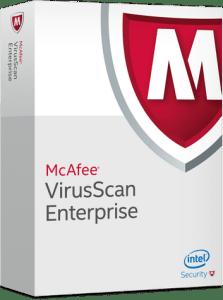 McAfee VirusScan Enterprise Crack Patch Keygen License Key