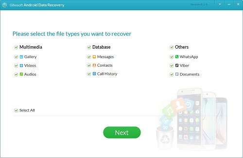 Gihosoft Android Data Recovery Full Crack