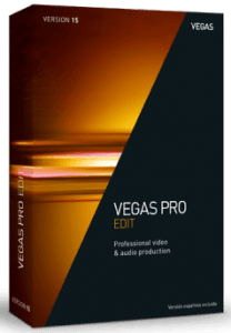MAGIX VEGAS Pro Edit 15 Crack