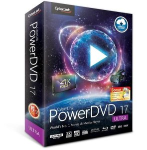 CyberLink PowerDVD Ultra 17 Crack