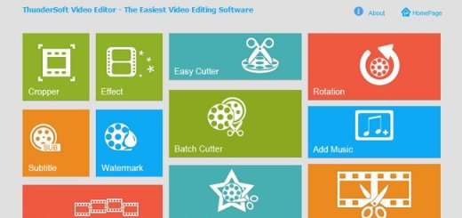 ThunderSoft Video Editor Full Crack
