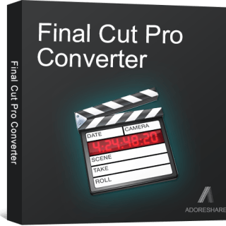 Adoreshare Final Cut Pro Converter Crack