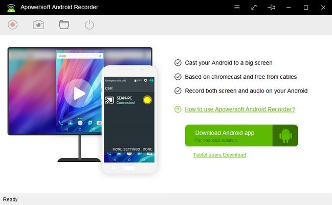Apowersoft Android Recorder Full Crack