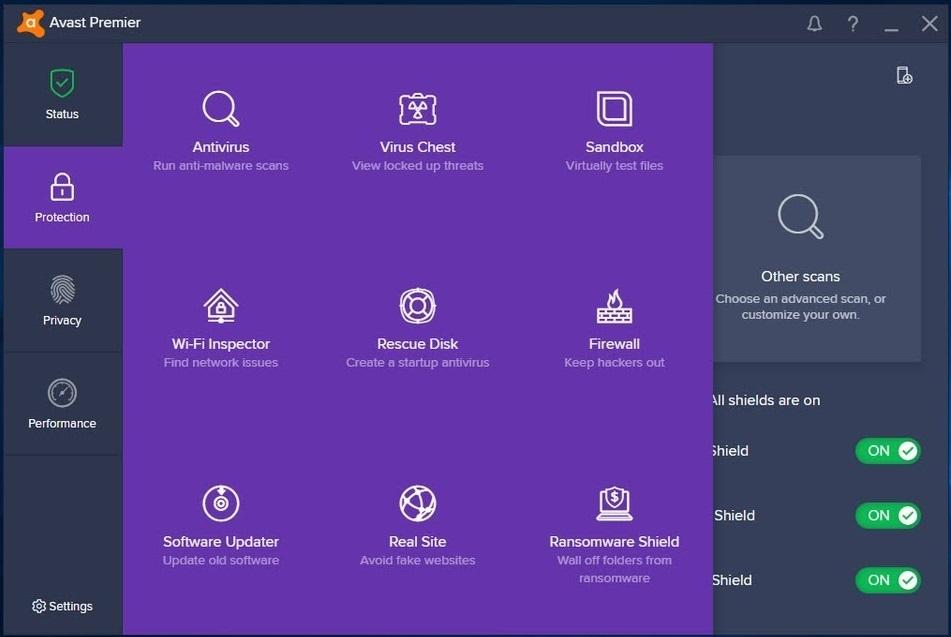 Avast Premier 2018 Full Version Cracked License Key