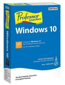 Professor Teaches Windows 10 Crack