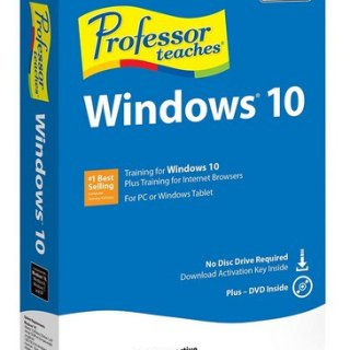 Professor Teaches Windows 10 Crack