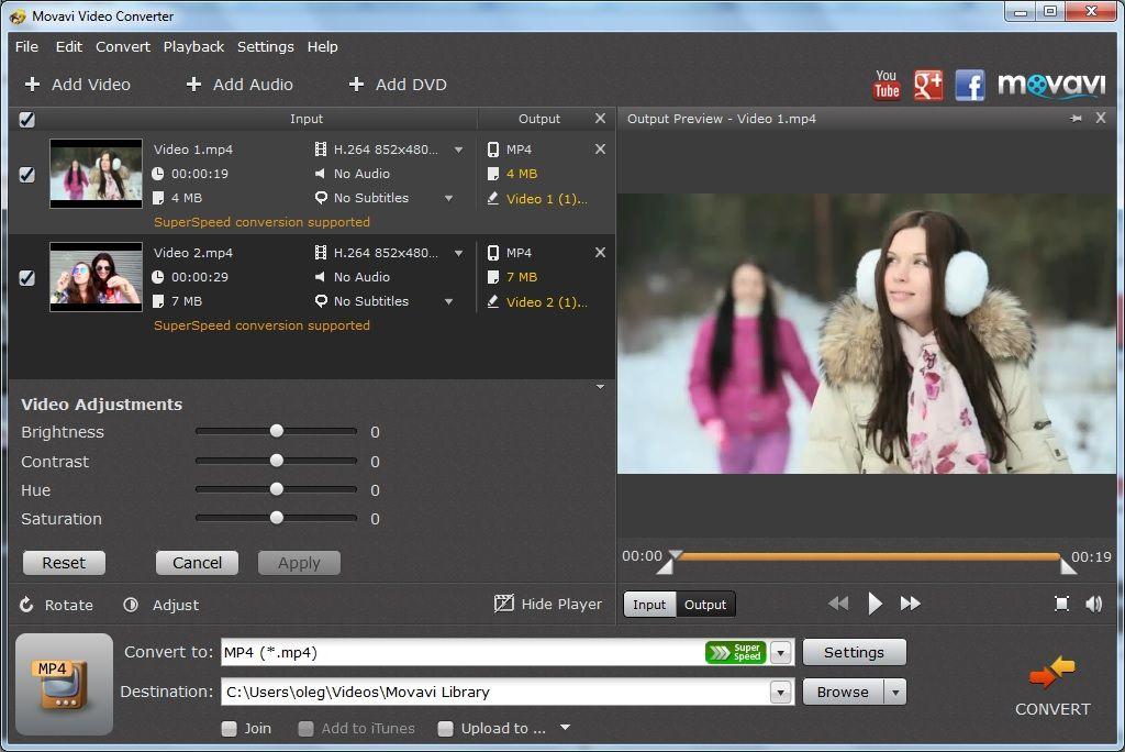 Movavi Video Converter Crack Serial Key