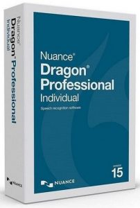 Nuance Dragon Professional Individual 15 Crack