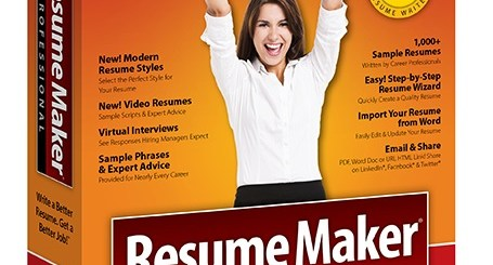 ResumeMaker Professional Deluxe 20 Crack