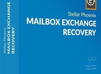 Stellar Phoenix Mailbox Exchange Recovery 8 Crack