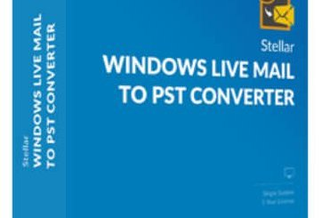 Stellar Windows Live Mail to PST Converter Crack