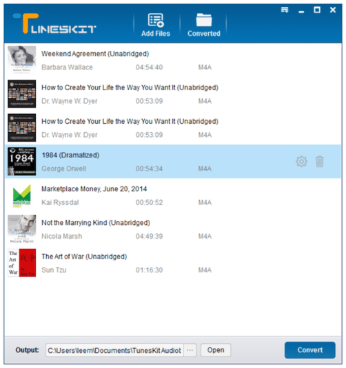 TunesKit AudioBook Converter Crack Patch Keygen Serial Key