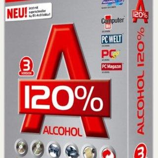 Alcohol 120% Full Version Crack