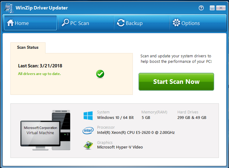 WinZip Driver Updater Full Version Cracked