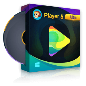 DVDFab Player Ultra 5 Full version crack