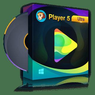 DVDFab Player Ultra 5 Full version crack