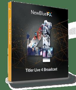 Titler Live 4 Broadcast Full Crack