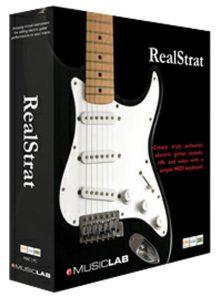 MusicLab RealStrat 5 Crack Full