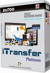 ImTOO iTransfer Platinum Crack