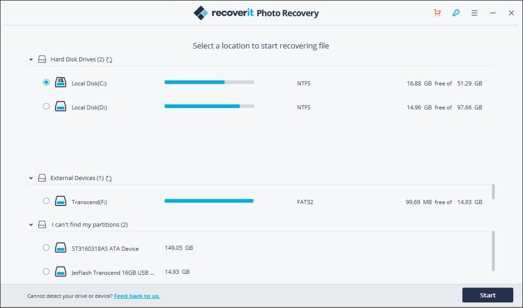 Wondershare Recoverit Photo Recovery Crack Full Version