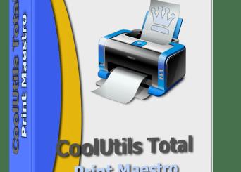 Coolutils Print Maestro crack