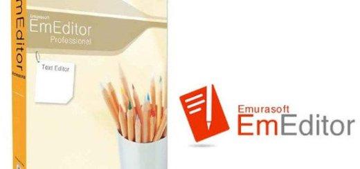 Emurasoft EmEditor Professional Full Crack