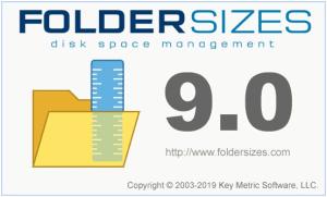 Key Metric FolderSizes Crack